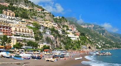 Positano Amalfi Influence Under Italy Coast