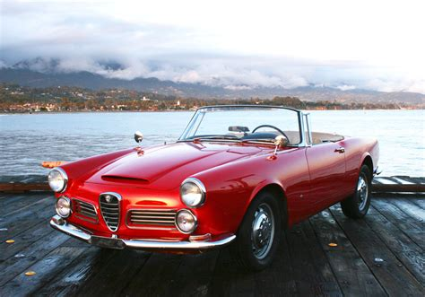 1965 Alfa Romeo 2600 Spider  Goodman Reed Motorcars