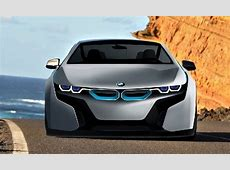 2017 BMW i6 Materializes in Renderings As Huge Carbon