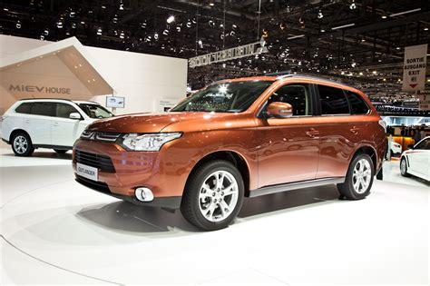 Mitsubishi Outlander Per Gallon by Mitsubishi Outlander Is Nieuw Autoblog Nl