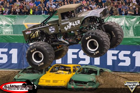 monster jam trucks monster jam photos indianapolis 2017 fs1 chionship