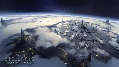 Stellaris Megacorp Release Date Gets December Bogdan