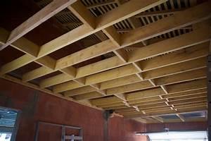 Faire Un Plancher Bois : plancher bois pour grenier ma maison vivre ma maison ~ Dailycaller-alerts.com Idées de Décoration