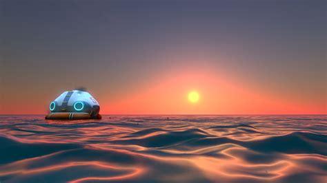 Subnautica Dev Update 7: Post SEA - Subnautica