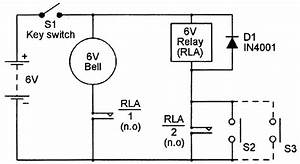 security electronics systems and circuits part 3 nuts With simple circuit provides latching fault protection