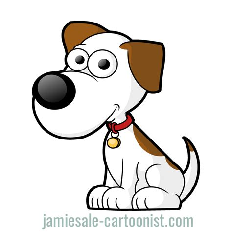 cartoon dog vector clip art  vectors