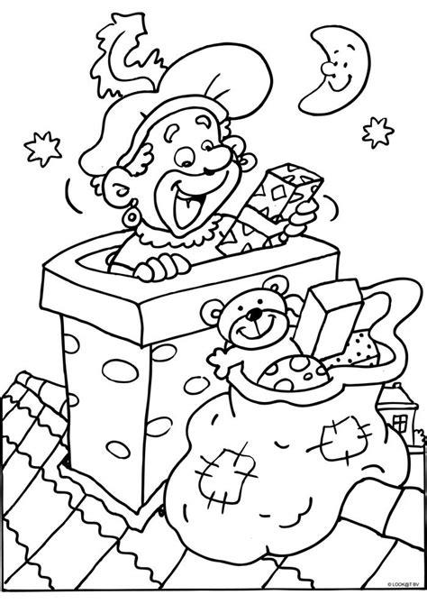 Kleurplaat Kasteel Sinterklaas by 25 Beste Idee 235 N Kleurplaten Op