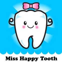 Happy Tooth Clip Art
