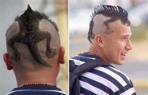 Awful Men?s Haircuts