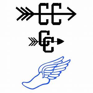 Cross Country Symbol Clip Art - Cliparts.co