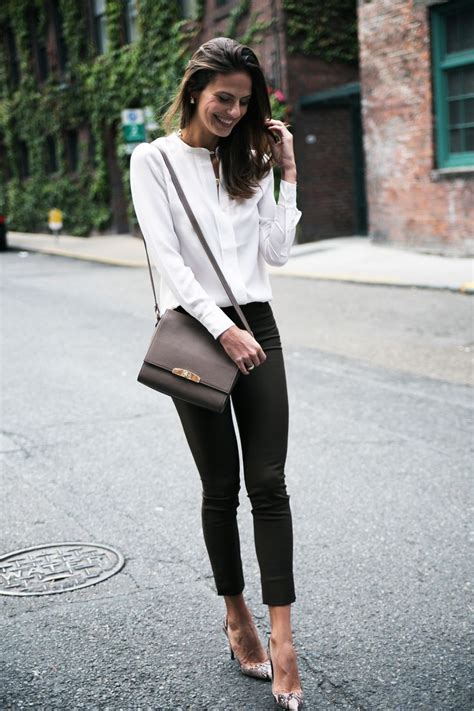 How to Stick to the Minimalist Look in Fall u2013 Glam Radar