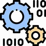 Processing Icon Execute Icons