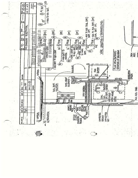 Fleetwood Pace Arrow Battery Wiring Diagram by 1984 Fleetwood Pace Arrow Wiring Wiring Diagram Database