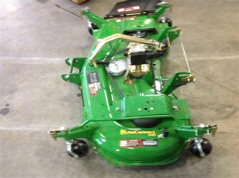 Deere 1025r Mower Deck Leveling by 2013 Deere 54d Tractors Compact 1 40hp