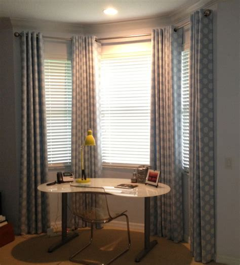 drapery ideas contemporary curtains tampa