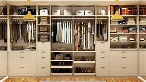 Chambre Dressing : id e d 39 am nagement une chambre dressing saint ~ Voncanada.com Idées de Décoration