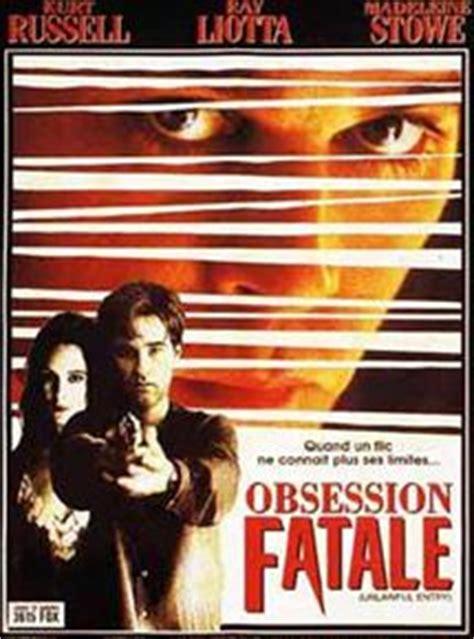 obsession fatale 1992 bande annonce obsession fatale 1992 allocin 233