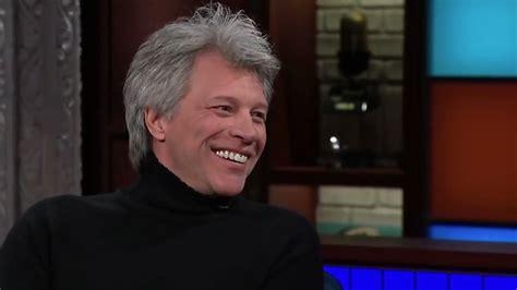 Jon Bon Jovi Discusses Rock Roll Hall Fame