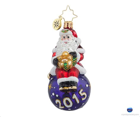 1017720 christopher radko a year for cheer gem christmas