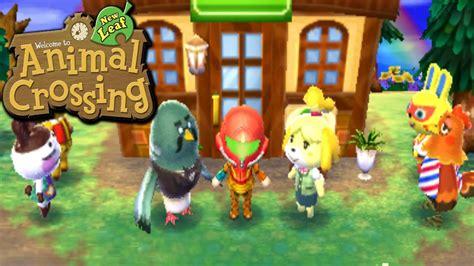 Animal Crossing New Leaf  Gooseton's Roost (nintendo 3ds Gameplay Walkthrough Ep42) Youtube
