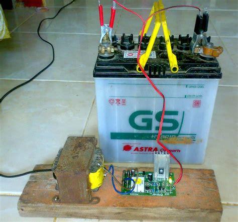 jual kit charger aki otomatis dengan pemutus scr no relay di lapak ogan jaya asriyi