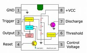 How Does Ne555 Timer Circuit Works