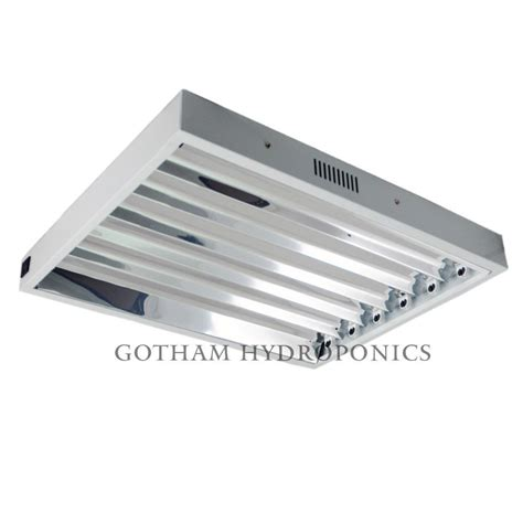 t5 ho grow light 24 quot 2 foot 6 bulb l fixture
