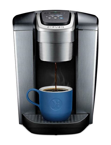Choose from contactless same day delivery, drive up and more. Keurig K-Elite Coffee Maker Single Serve K-Cup Pod