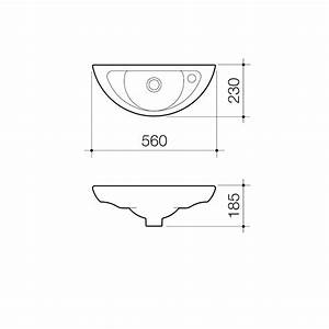 Compact Wall Basin