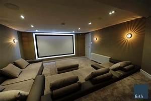 Residential, Cimema, Room