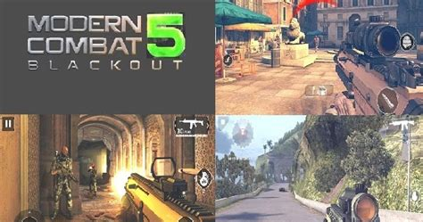 modern combat 5 blackout v1 01c normal unlocked apk obb android free downloads for all