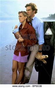JAWS 3-D -1983 BESS ARMSTRONG Stock Photo, Royalty Free ...