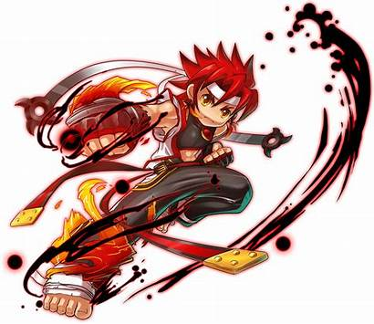 Fighter Chase Grand Grandchase Wiki Wikia