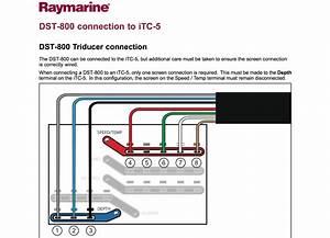 Raymarine Transducer Wiring Diagram