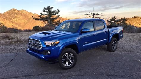 Review 2016 Toyota Tacoma by 2016 Toyota Tacoma Review Caradvice
