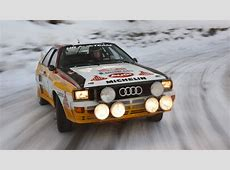 Walter Röhrl not going to Pikes Peak Top Gear