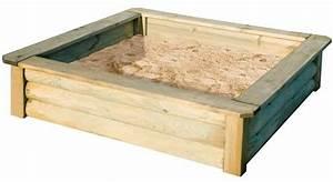 Bac à Sable Bois : bac sable ~ Premium-room.com Idées de Décoration