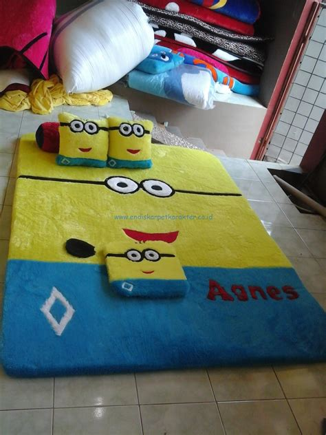 Karpet Karakter Busa Inoac kasur karakter endis karpet karakter endis karpet karakter