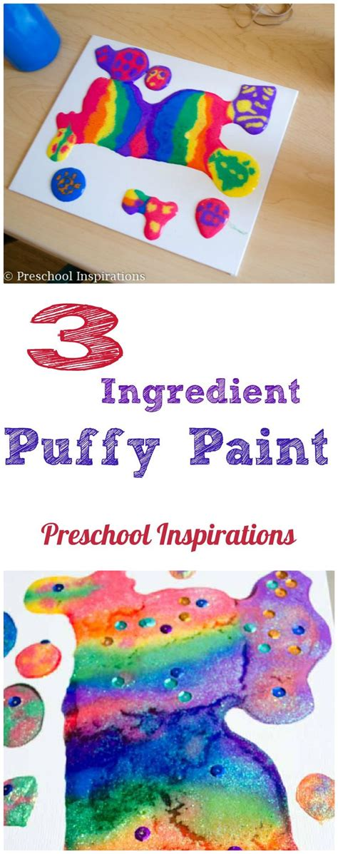 paint recipe on canvas recipes for play 423 | efbe90d467700ebdbca7e5cd4e28d6ed preschool crafts preschool ideas