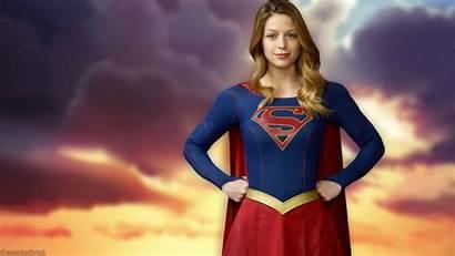 Supergirl Deviantart Desktop Tv Fan