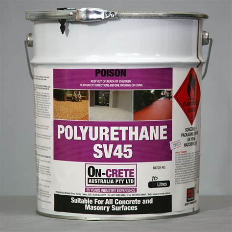 Polyurethane Sealant & Floor Coating   On Crete
