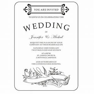 compare prices on wedding invitation letter online With wedding invitation letter