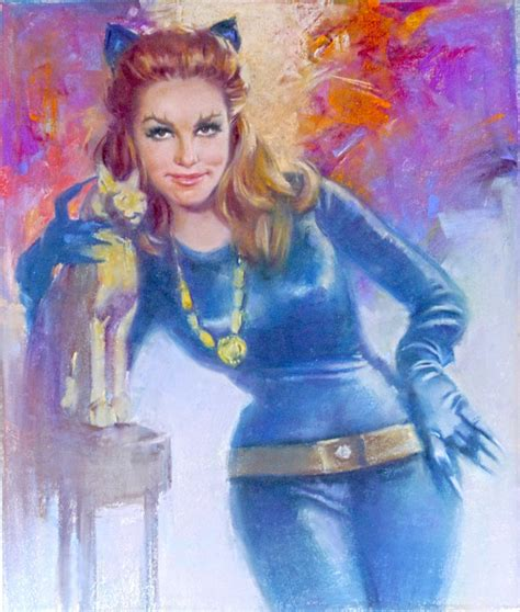 Julie Newmar Catwoman Hairy Fuck Picture