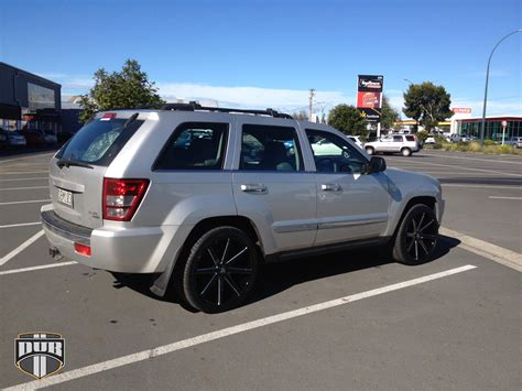 white jeep grand cherokee wheels jeep grand cherokee wheel and tire packages