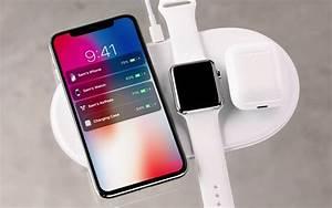 Recharge Telephone Sans Fil : airpower apple lance une station de recharge sans fil compatible iphone x 8 watch et airpods ~ Dallasstarsshop.com Idées de Décoration