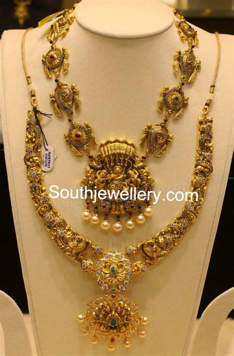 Simple Nakshi Temple Necklace Designs  Jewellery Designs. Julia Engagement Rings. Maroon Earrings. Cycling Watches. High End Wedding Rings. Block Diamond. Plus Size Engagement Rings. 12 Carat Sapphire. Bracelets Bangles