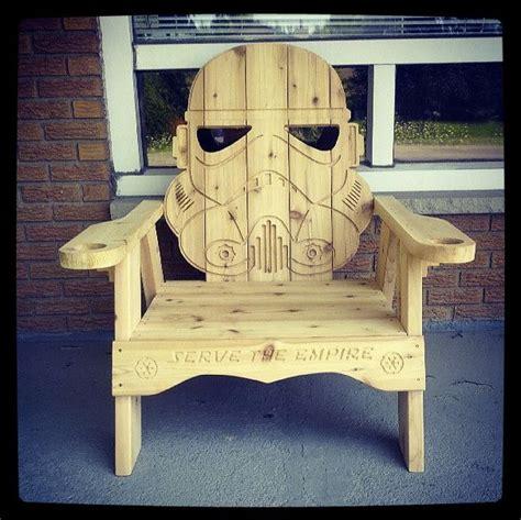 stormtrooper chair thinkgeek wars