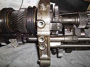 Overhaul Toyota W56 Transmission