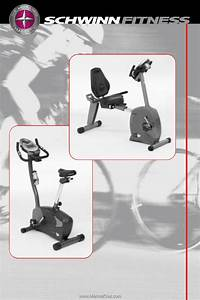Schwinn 222 Recumbent Exercise Bike