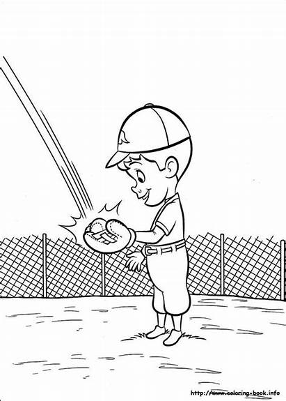Meet Coloring Robinsons Catch Ball Pages Robinson